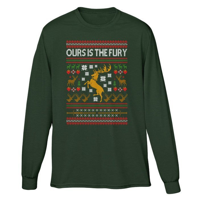 Ours is the Holiday - Long Sleeve T-Shirt (Unisex)