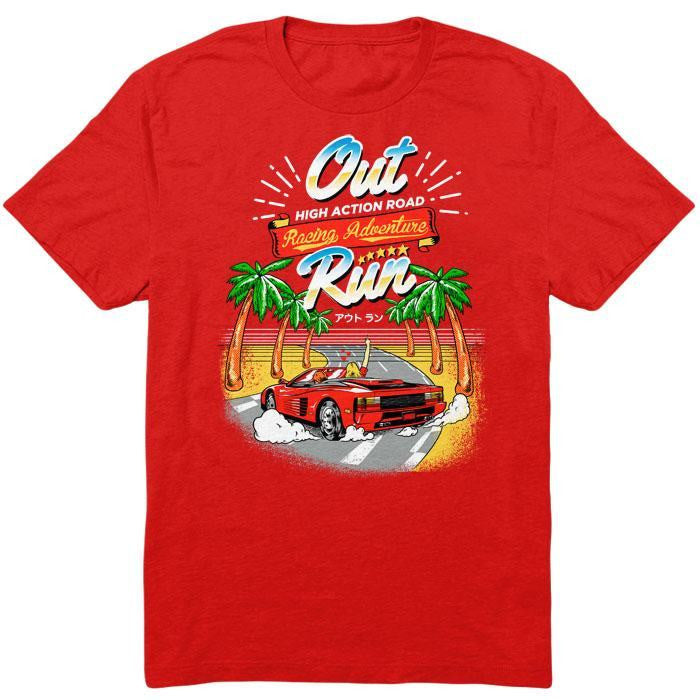 Outrun - Infant/Toddler T-Shirt