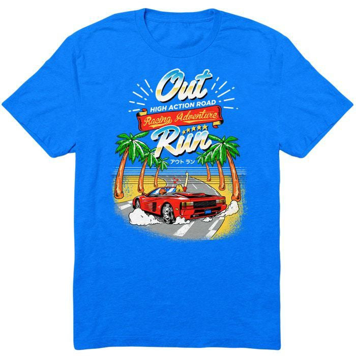 Outrun - Youth T-Shirt