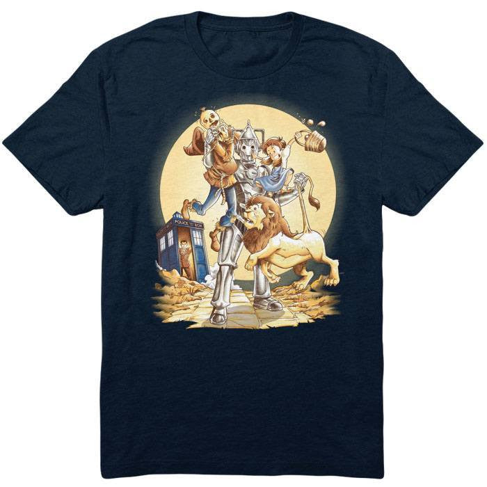 Planet of Oz - Men's T-Shirt