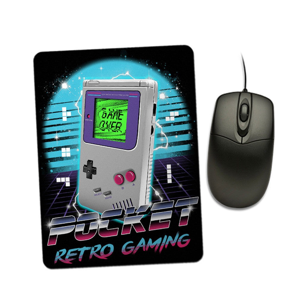 Pocket Retro Gaming - Mousepad