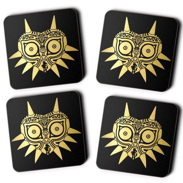 Power of the Mask - Coasters