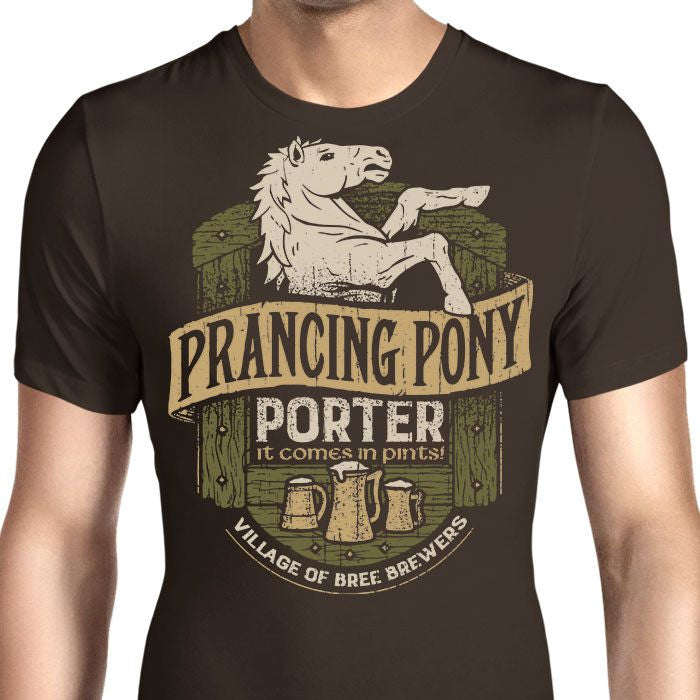 Prancing Pony Porter - Men's Apparel