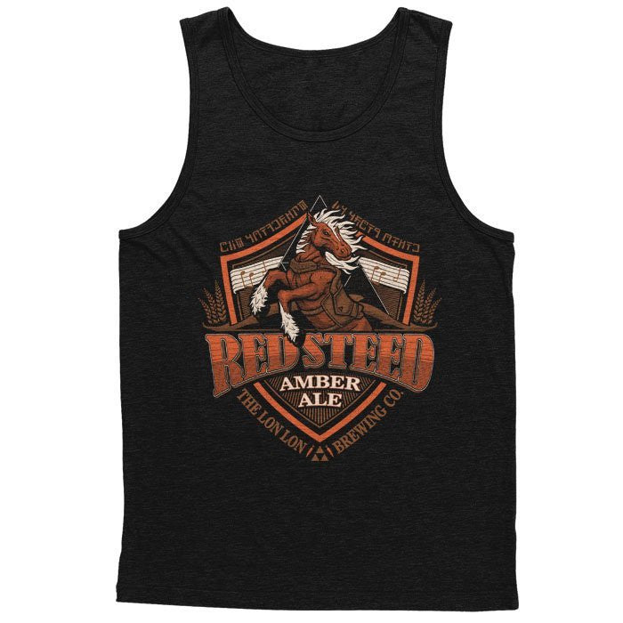 Red Steed Amber Ale - Men's Tank Top