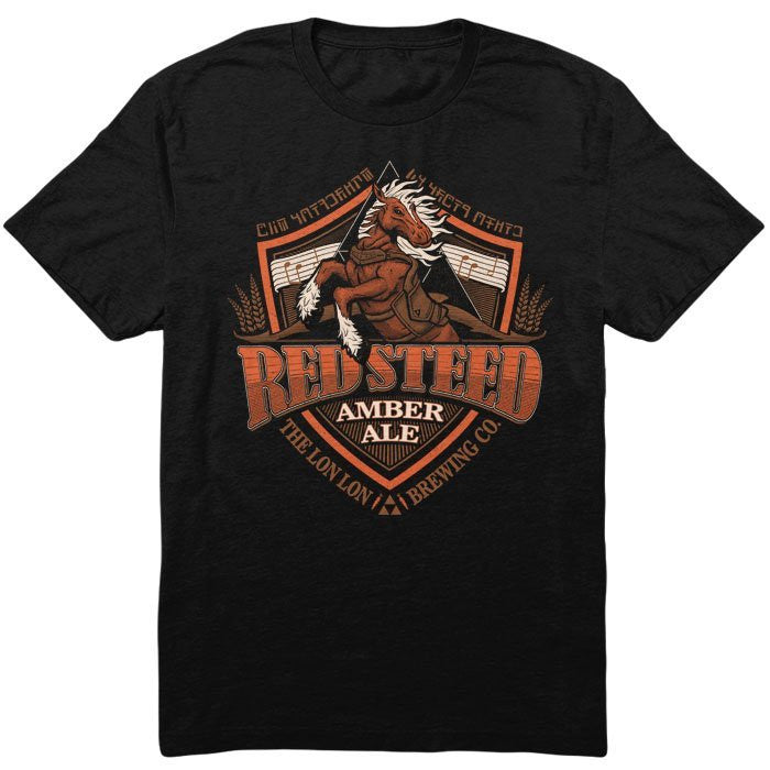 Red Steed Amber Ale - Infant/Toddler T-Shirt