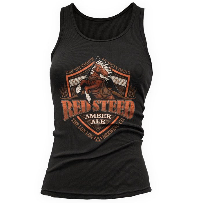 Red Steed Amber Ale - Women's Tank Top