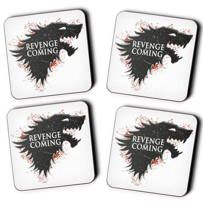Revenge is Coming - Coasters