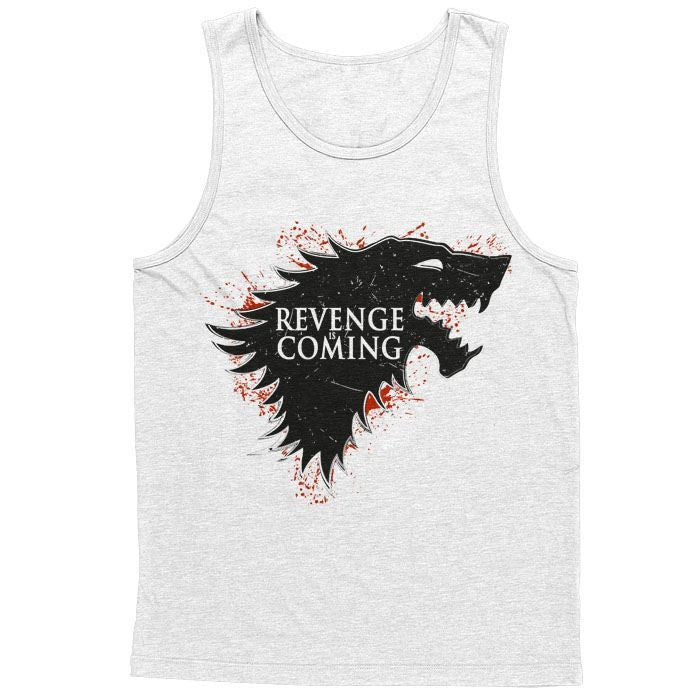 Revenge is Coming - Men's Tank Top