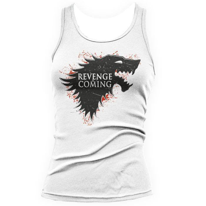 Revenge is Coming - Women's Tank Top