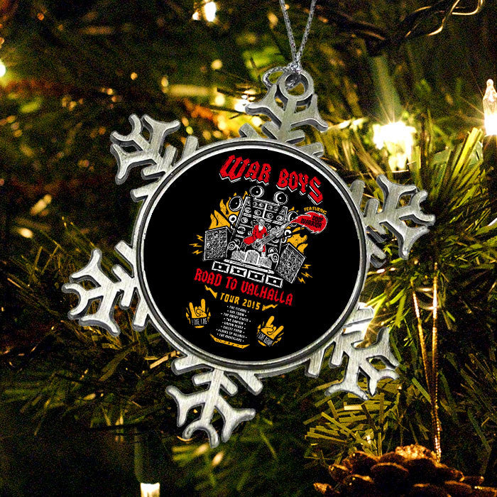 Road to Valhalla Tour - Ornament