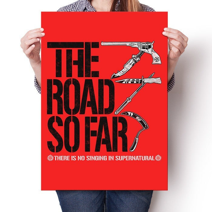 The Road So Far - Poster