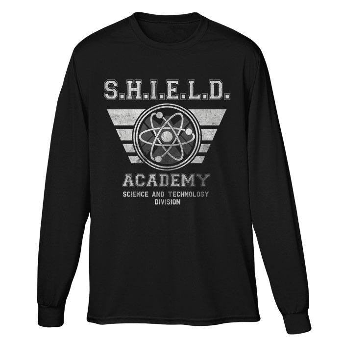 SHIELD University - Long Sleeve T-Shirt (Unisex)