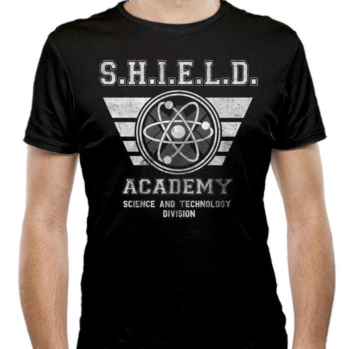 SHIELD University - Men's Fitted T-Shirt