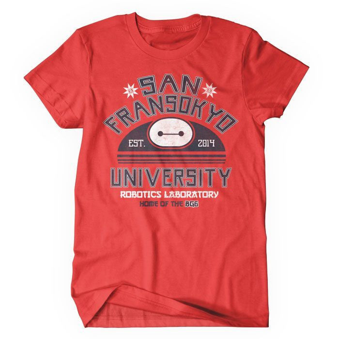 San Fransokyo University - Women's T-Shirt