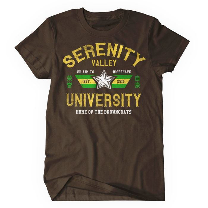 Serenity Valley University - Women's T-Shirt