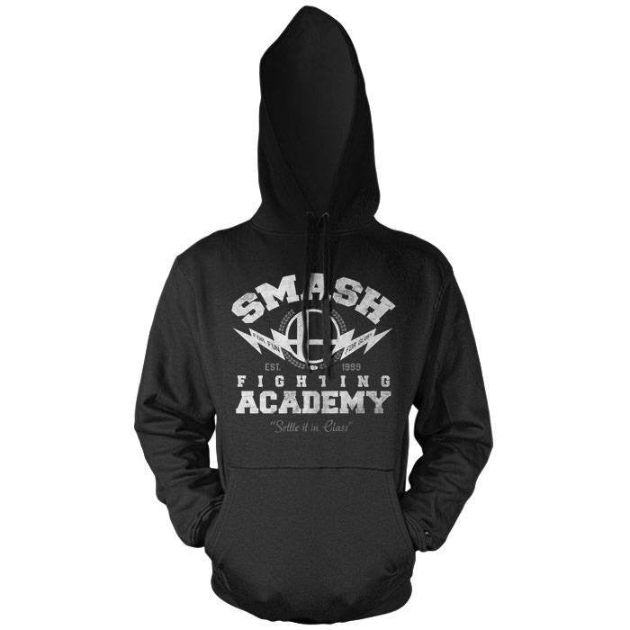 Smash Academy - Pullover Hoodie