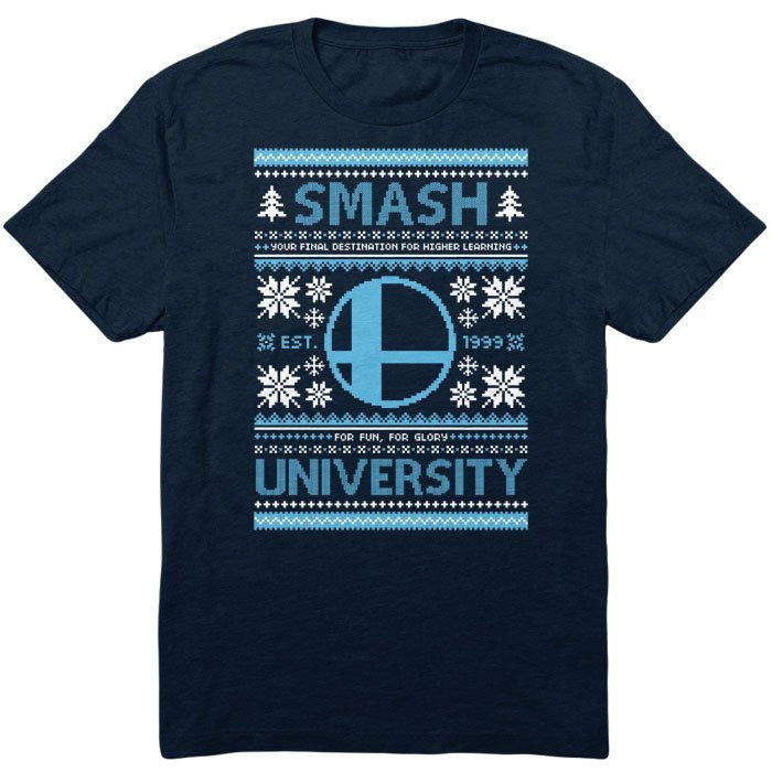 Smash Christmas - Youth T-Shirt