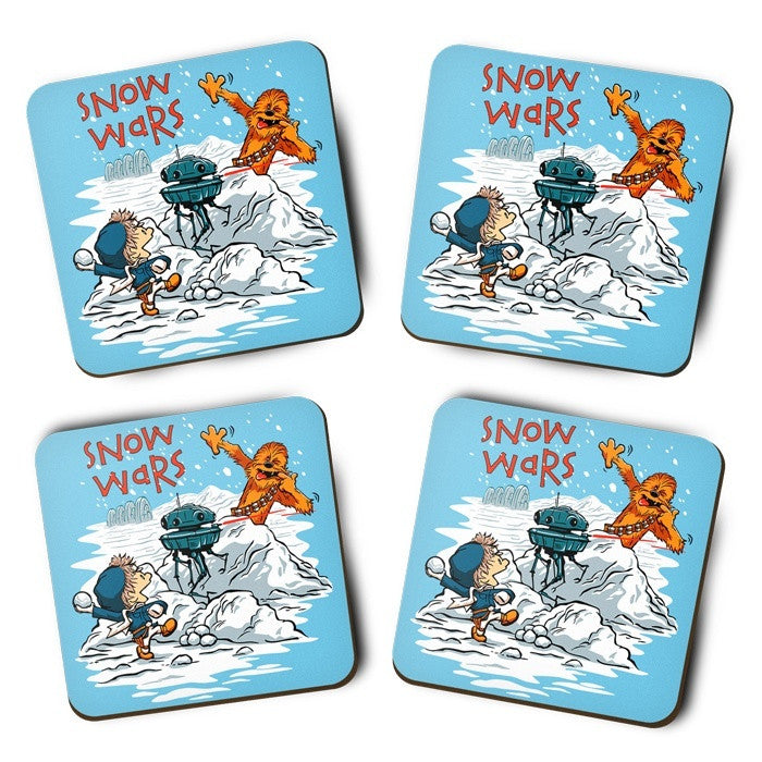 Snow Wars - Coasters