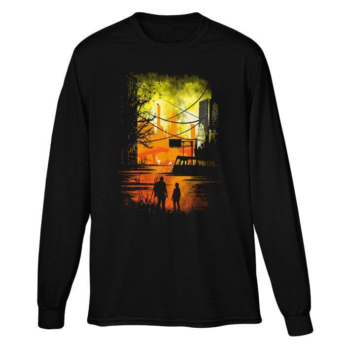 Sole Survivors - Long Sleeve T-Shirt (Unisex)