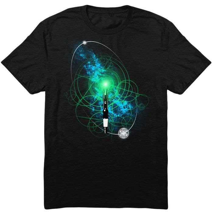 Sonic Screwdriver - Men's T-Shirt