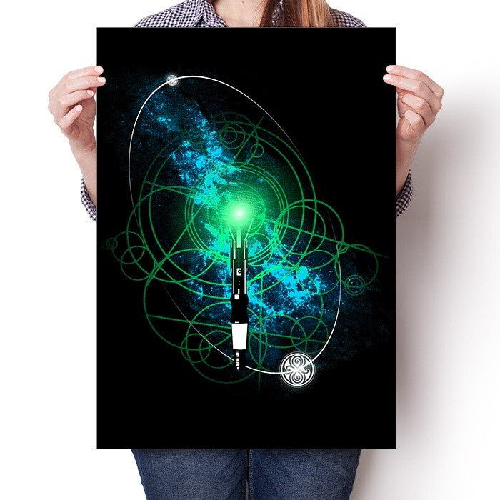 Sonic Screwdriver - Poster