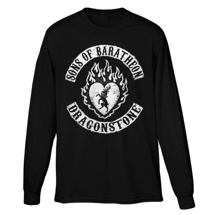 Sons of Baratheon - Long Sleeve T-Shirt (Unisex)