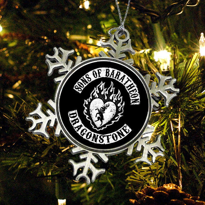 Sons of Baratheon - Ornament