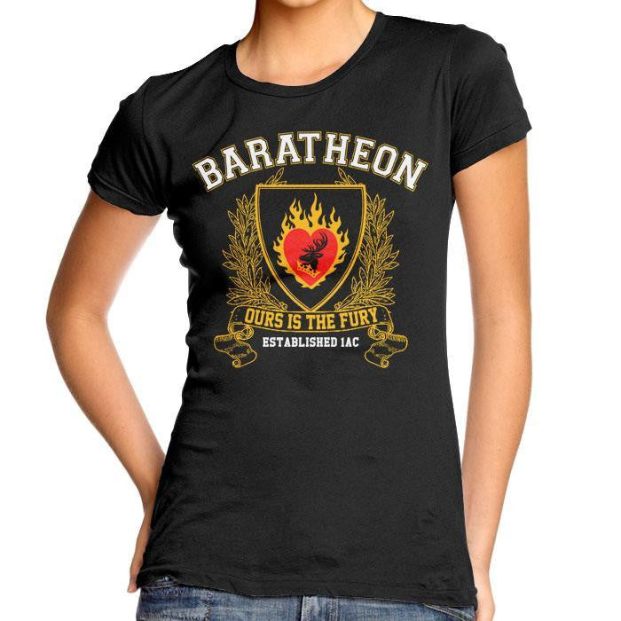 Stannis University - Women's Fitted T-Shirt