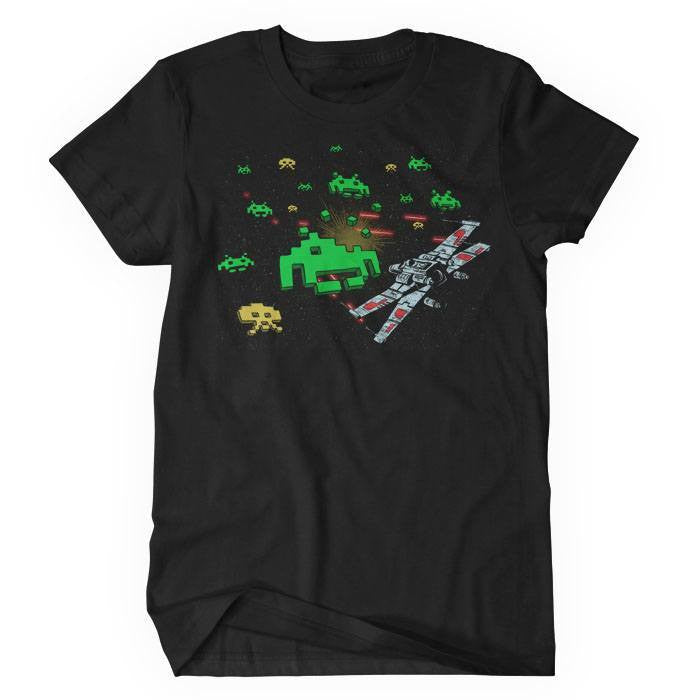 Star Invaders - Women's T-Shirt