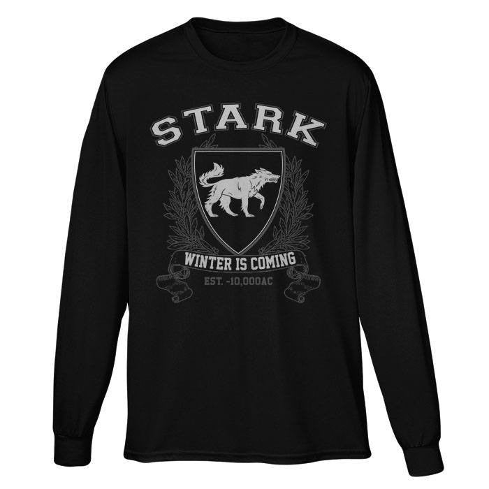 Stark University  - Long Sleeve T-Shirt (Unisex)