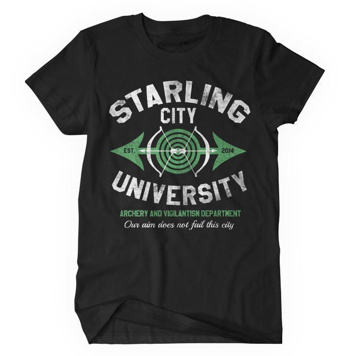 Starling City University - Women's T-Shirt