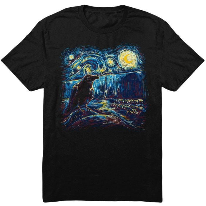 Starry Night's Watch - Men's T-Shirt