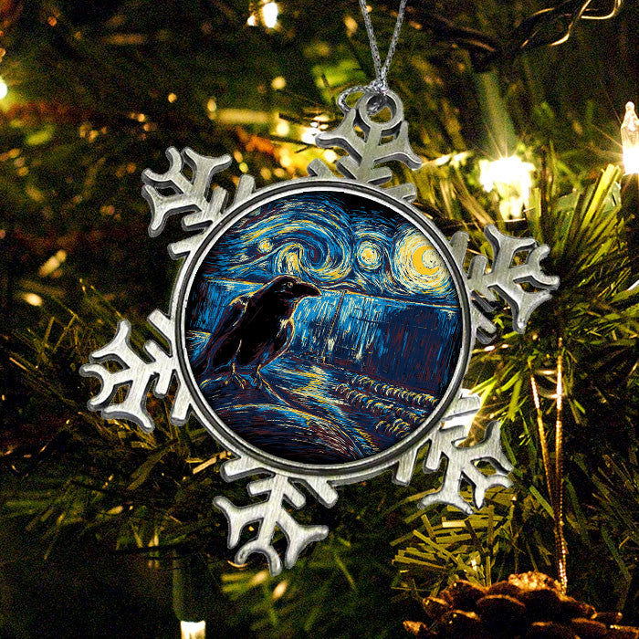 Starry Night's Watch - Ornament