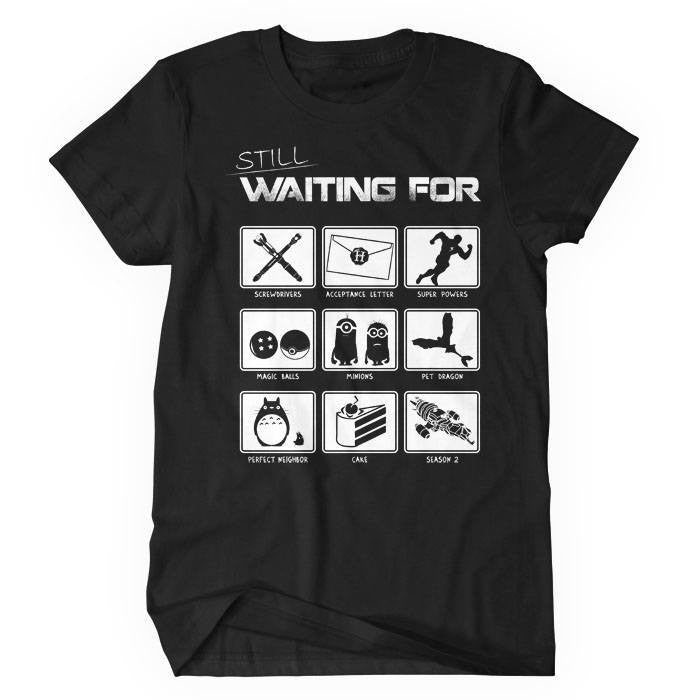 Still Waiting - Women's T-Shirt