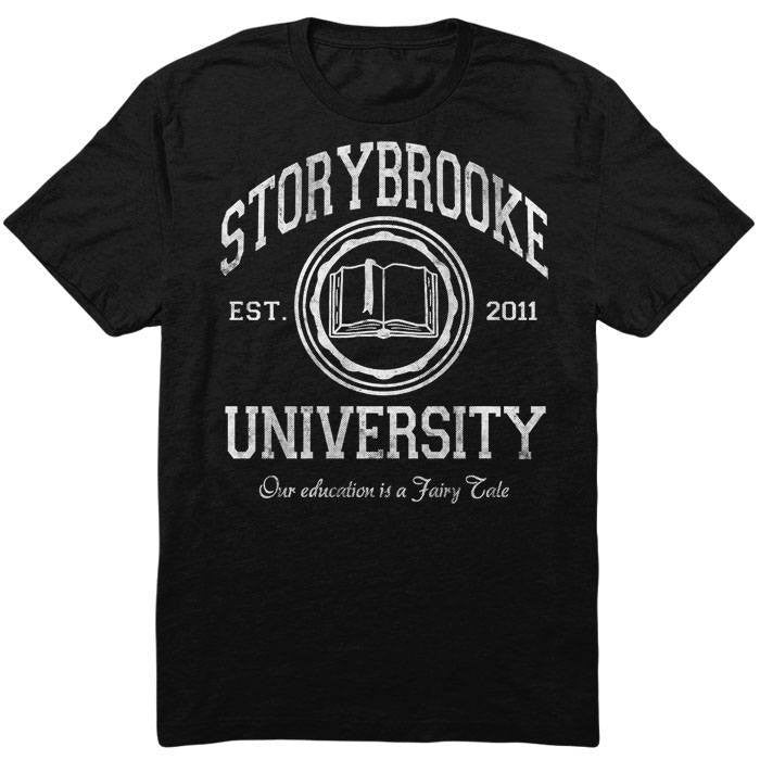 Storybrooke University - Youth T-Shirt