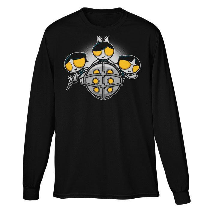 Sugar and Splice - Long Sleeve T-Shirt (Unisex)