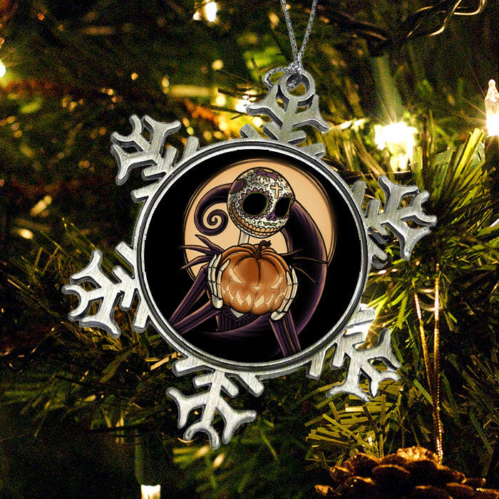 Sugar Skellington - Ornament