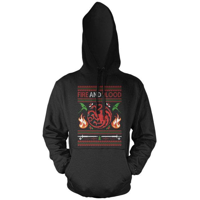 Sweater of Dragons - Pullover Hoodie