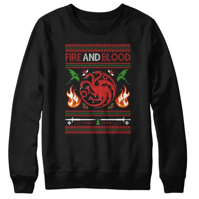 Sweater of Dragons - Sweatshirt