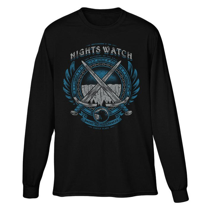 Sword in the Darkness - Long Sleeve T-Shirt (Unisex)