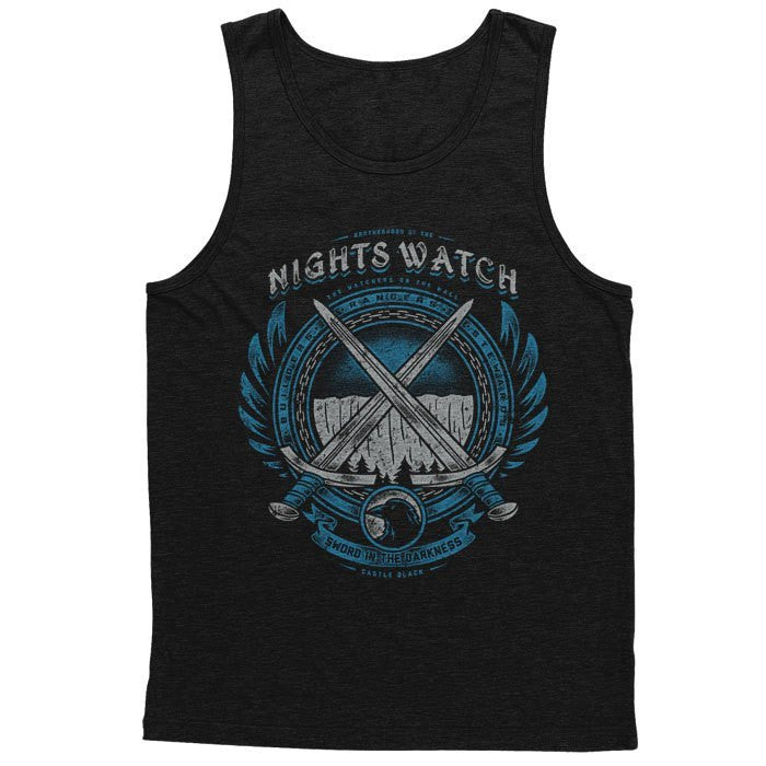Sword in the Darkness - Men's Tank Top