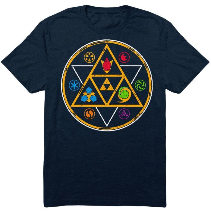 Symbols Of Time Youth T Shirt We Heart Geeks
