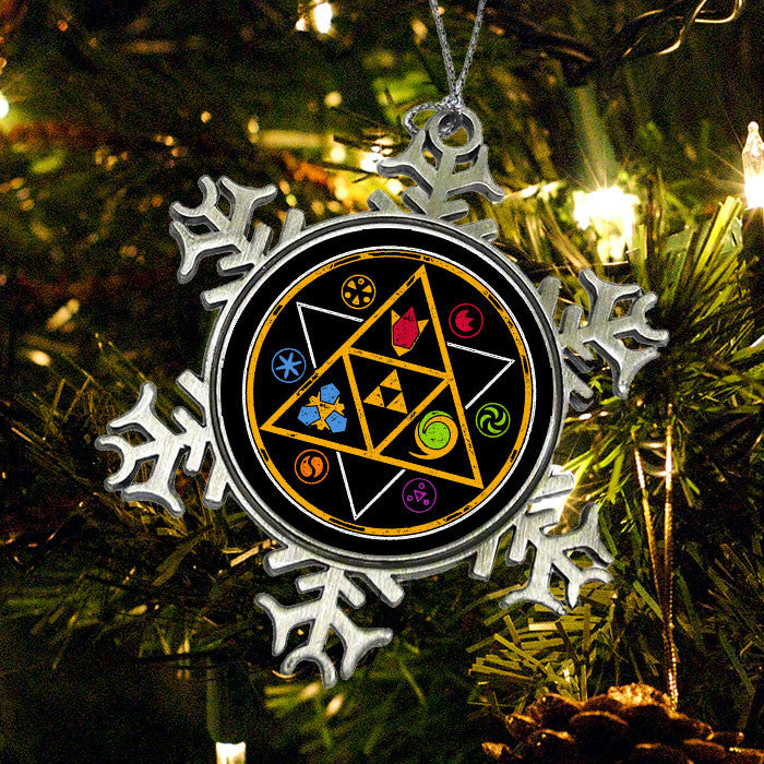 Symbols of Time - Ornament