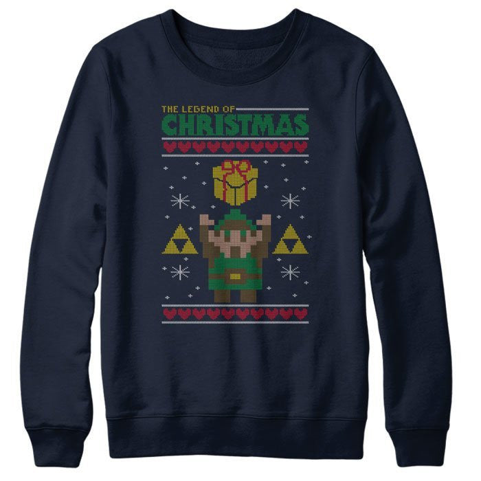 Take This Holiday Sweater - Sweatshirt