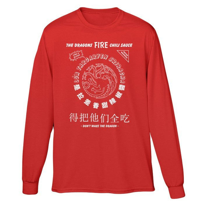 Targaryen Chili - Long Sleeve T-Shirt (Unisex)