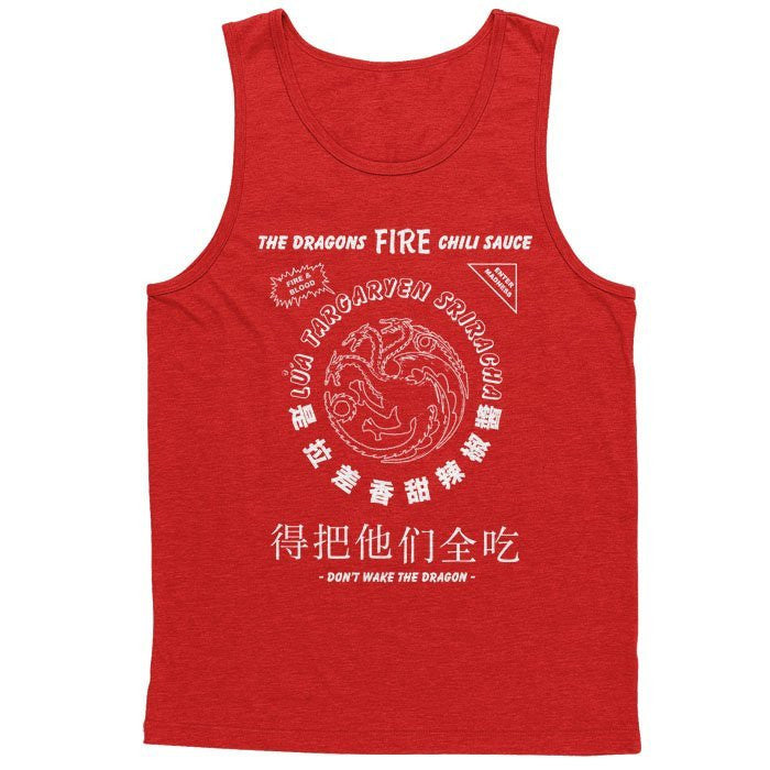 Targaryen Chili - Men's Tank Top