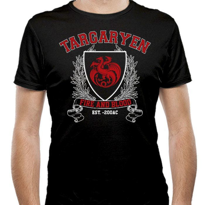 Targaryen University - Men's Fitted T-Shirt
