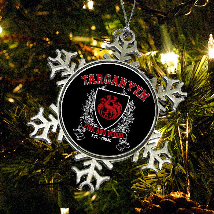 Targaryen University - Ornament