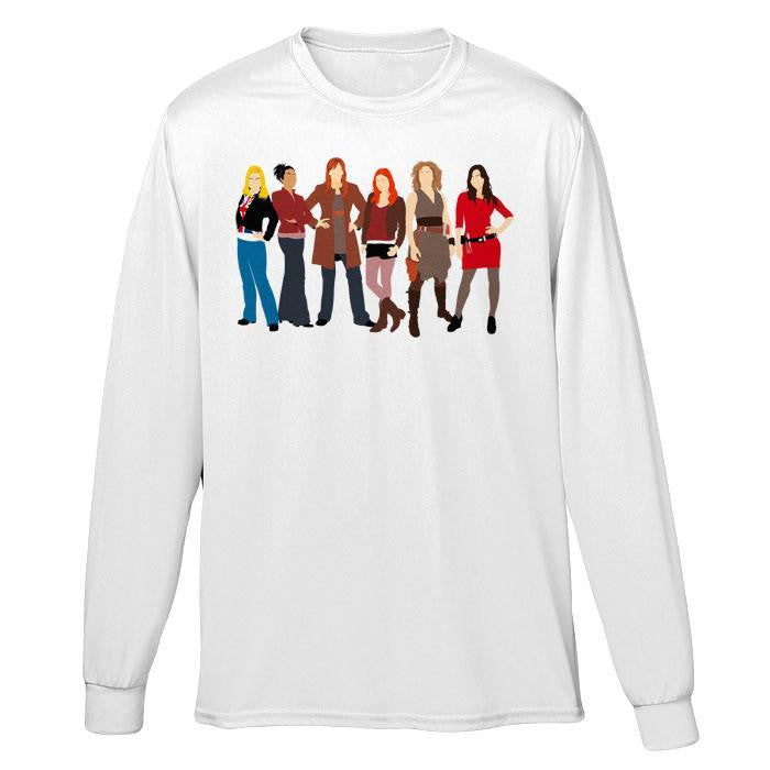 The Companions - Long Sleeve T-Shirt (Unisex)