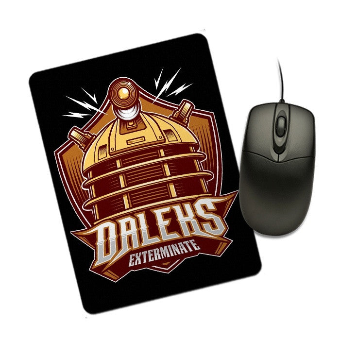 The Daleks - Mousepad